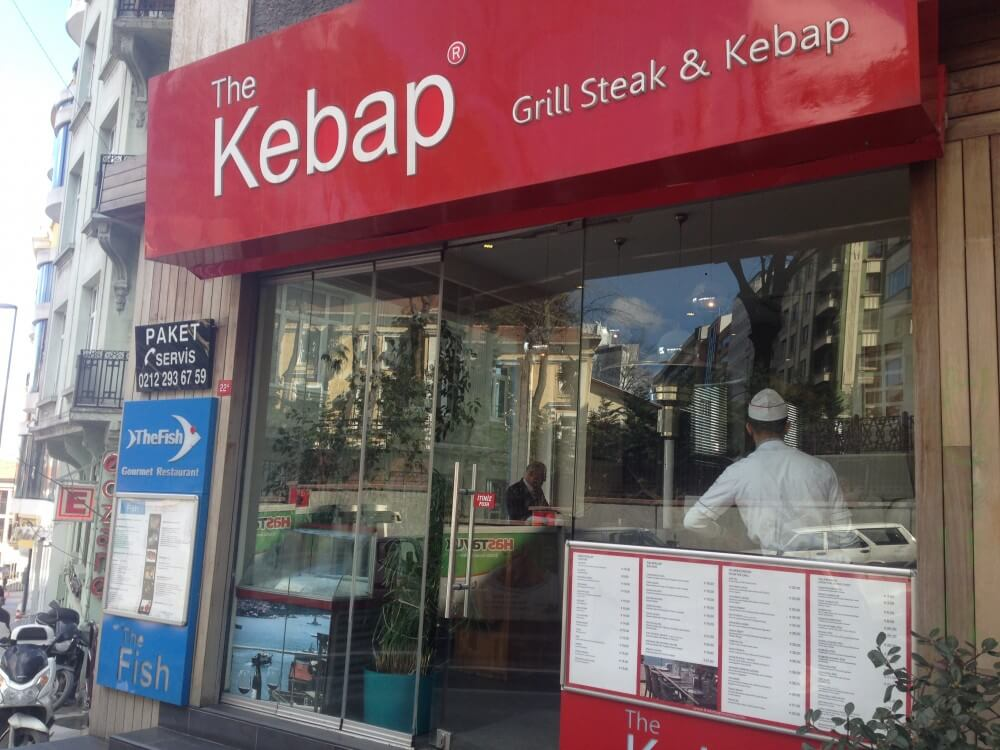 Restaurant-Tipp Istanbul: A Kebap with a view