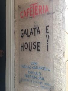Spaziergang durch Galata
