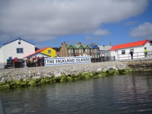 Welcome to the Falkland Islands!