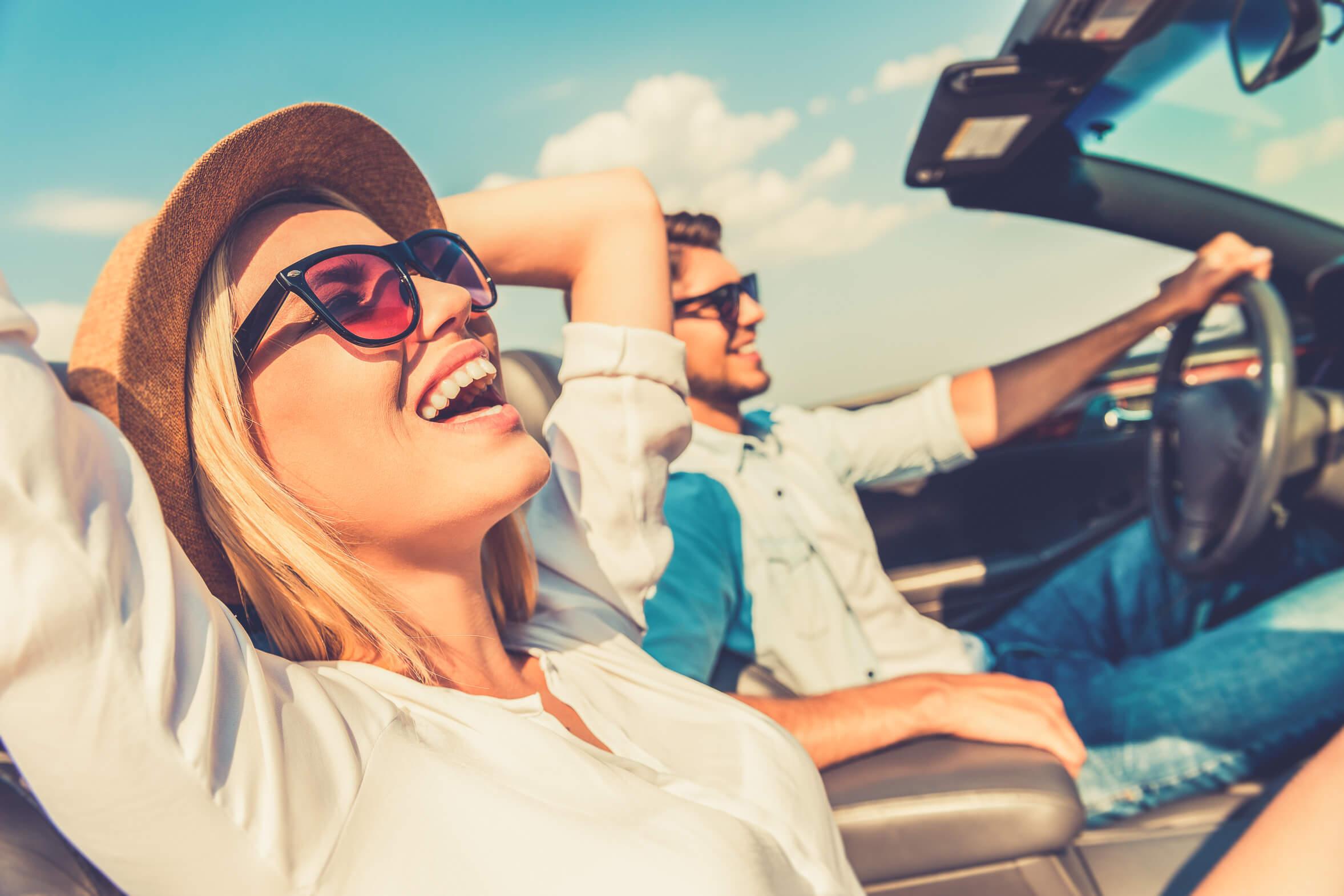 Aktionspreise für Premium-Mietwagen in den USA & Kanada