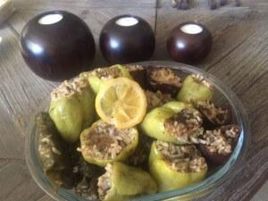 Türkische Küche / Kochrezept zum Nachmachen: Sarma & Dolma