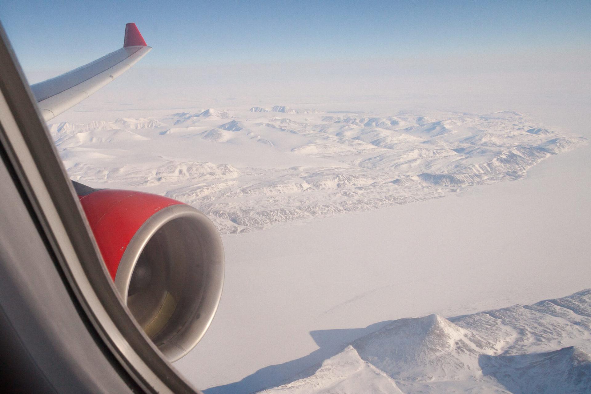 Am 1.5.17 zum letzten Mal: Einmal zum Nordpol und zurück. Und das an einem Tag, bitte.