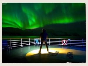 Mystisches Polarlicht