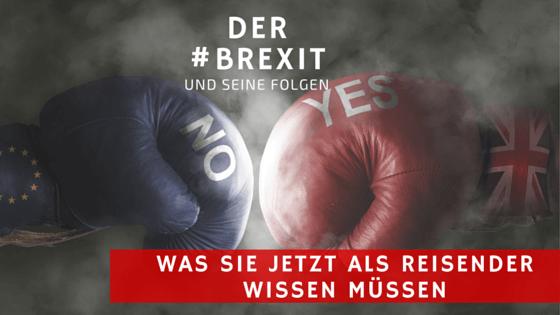 Was der Brexit für Reisen nach Großbritannien bedeutet