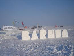 Barneo Eiscamp
