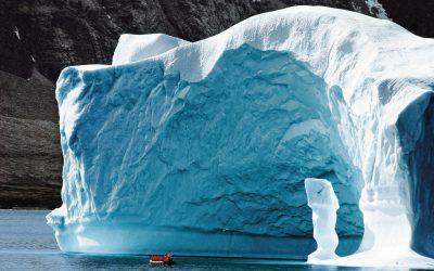 Heiraten in der Antarktis