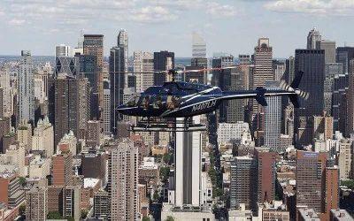 New York von oben erleben – Das perfekte Geschenk.