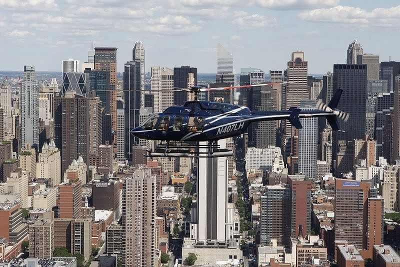 New York von oben erleben - Das perfekte Geschenk.