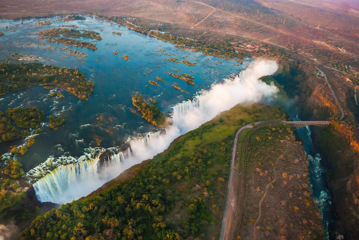Hausboot Safari Victoria Falls