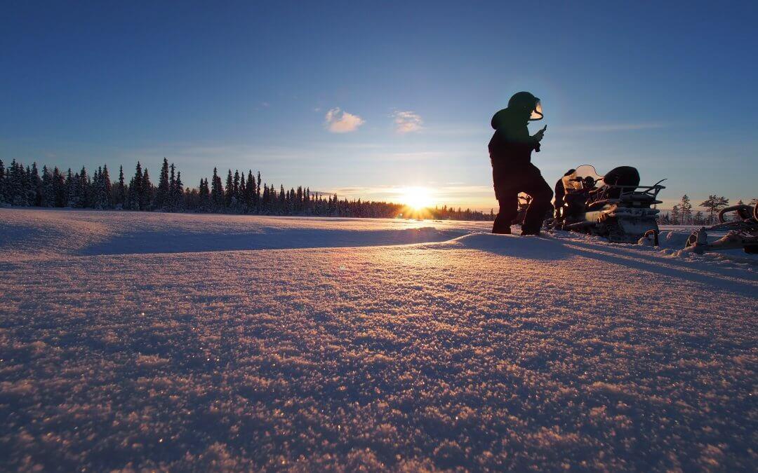 Work Case: Gewinnerreise nach Schwedisch-Lappland