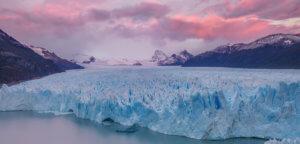 Der Perito Moreno Gletscher in Patagonien