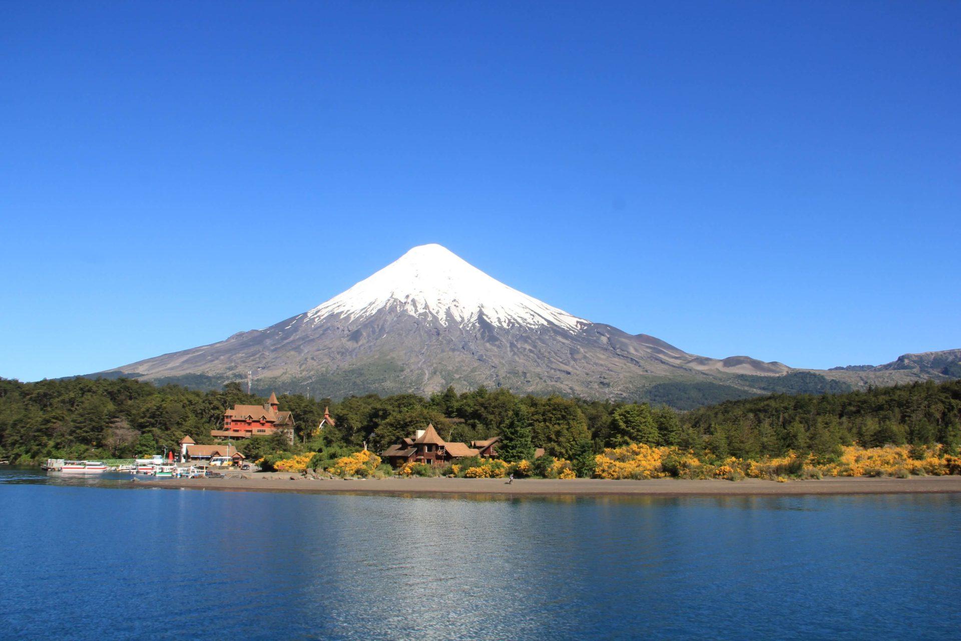 Vulkan Osorno in Puerto Montt - Nordpatagonien