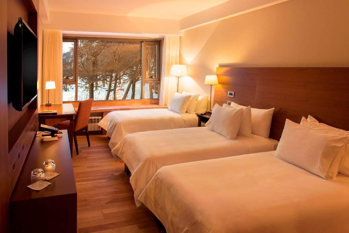 Hotel Arakur, Ushuaia, Triple-Zimmer