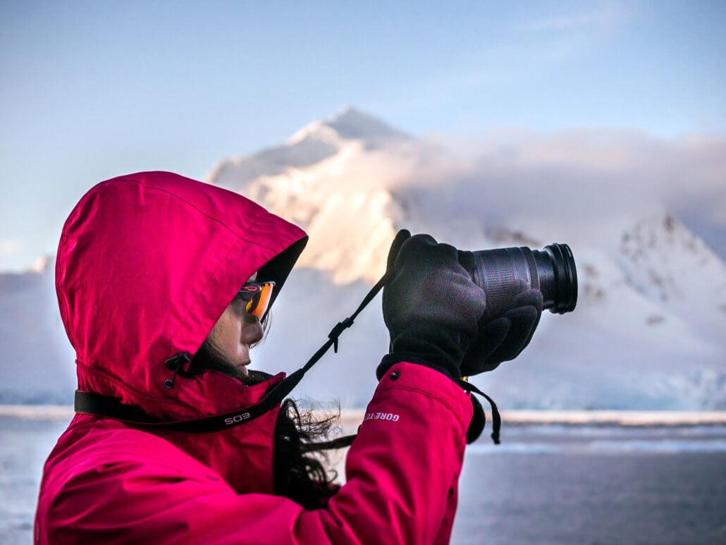 Fotokurs Oceanwide Foto: Dietmar Denger