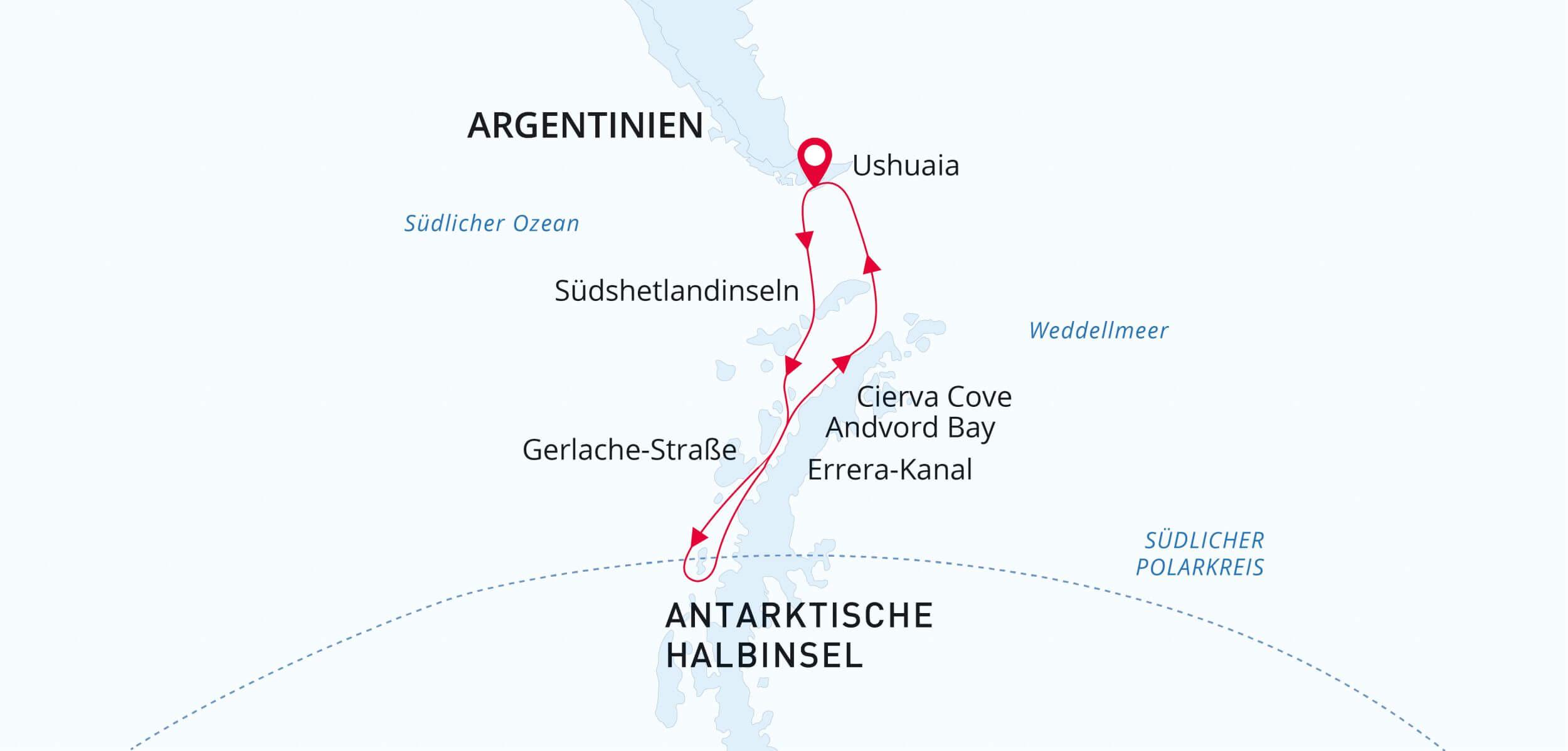 Ihre Route