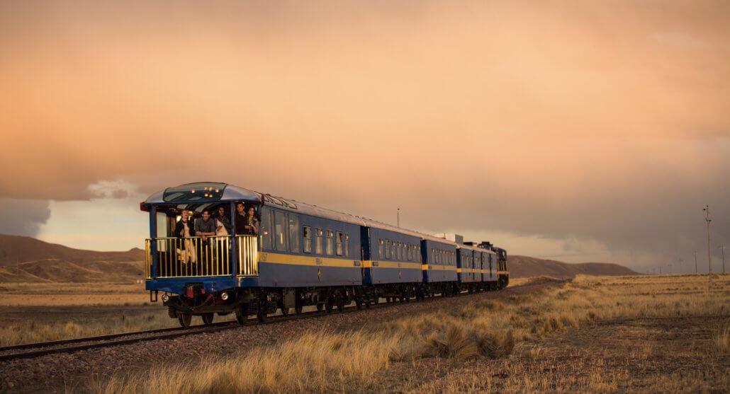 Mit dem Zug durch Südamerika_Titicaca Explorer