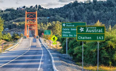 Auf den Straßen Patagoniens: Carretera Austral und Ruta 40