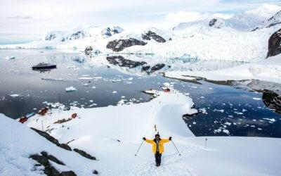 [Antarktis-Wiki] Überquerung des Südpolarkreises