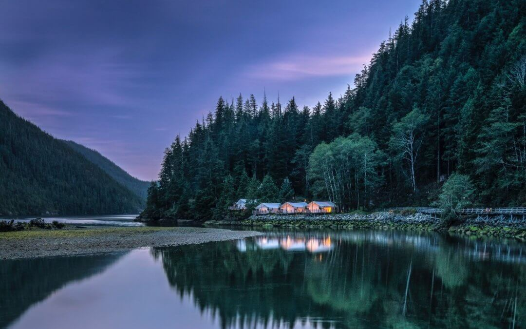 Clayoquot Wilderness Resort – Glamping in der kanadischen Wildnis