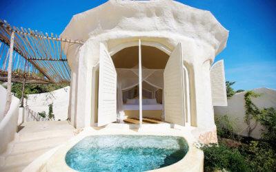 Zimmer, Suiten und Villen mit Privatpool – Exklusives Planschvergnügen