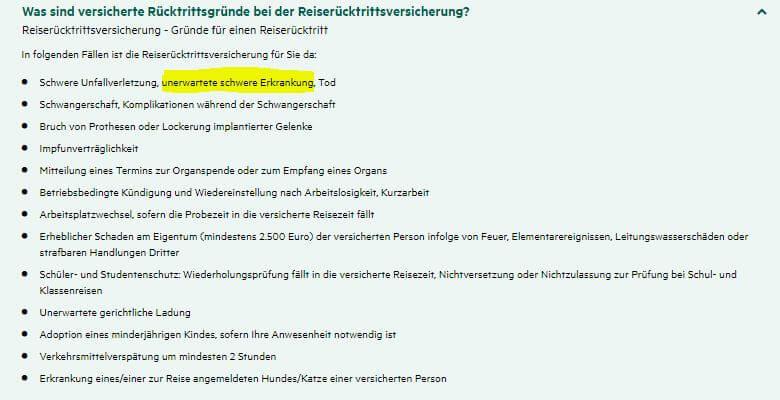 HanseMerkur-Gruende-fuer-Reiseruecktritt