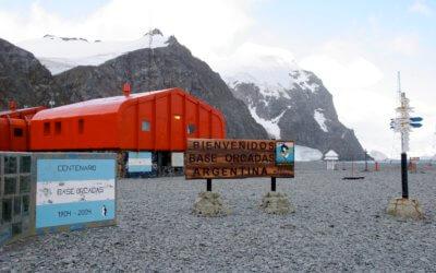 [Antarktis-Wiki] Südliche Orkneyinseln