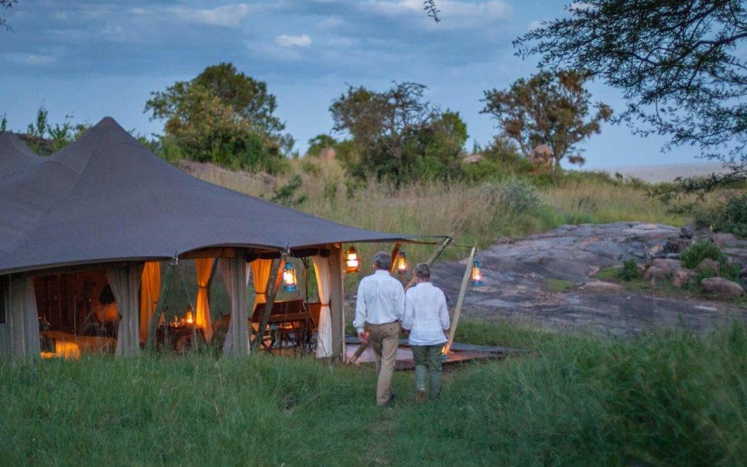 Elewana Serengeti Pioneer Camp – Wildnis hautnah in Luxus-Zelten im Herzen der Serengeti