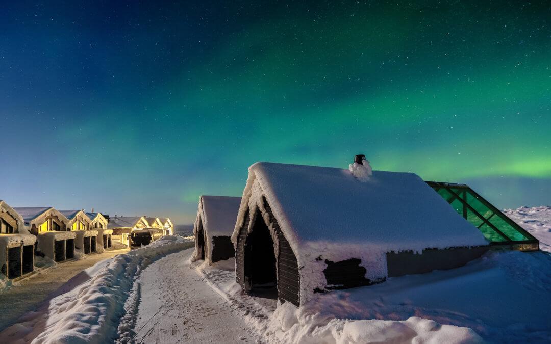 Star Arctic Hotel – Feines Lodge-Hotel in der arktischen Natur
