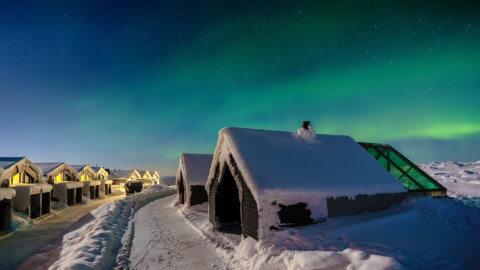 Star Arctic Hotel, Finnland - Unter dem Nordlicht