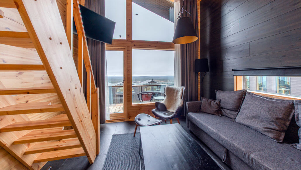 Star Arctic Hotel, Finnland - Zimmer Scenic View Suite.jpg