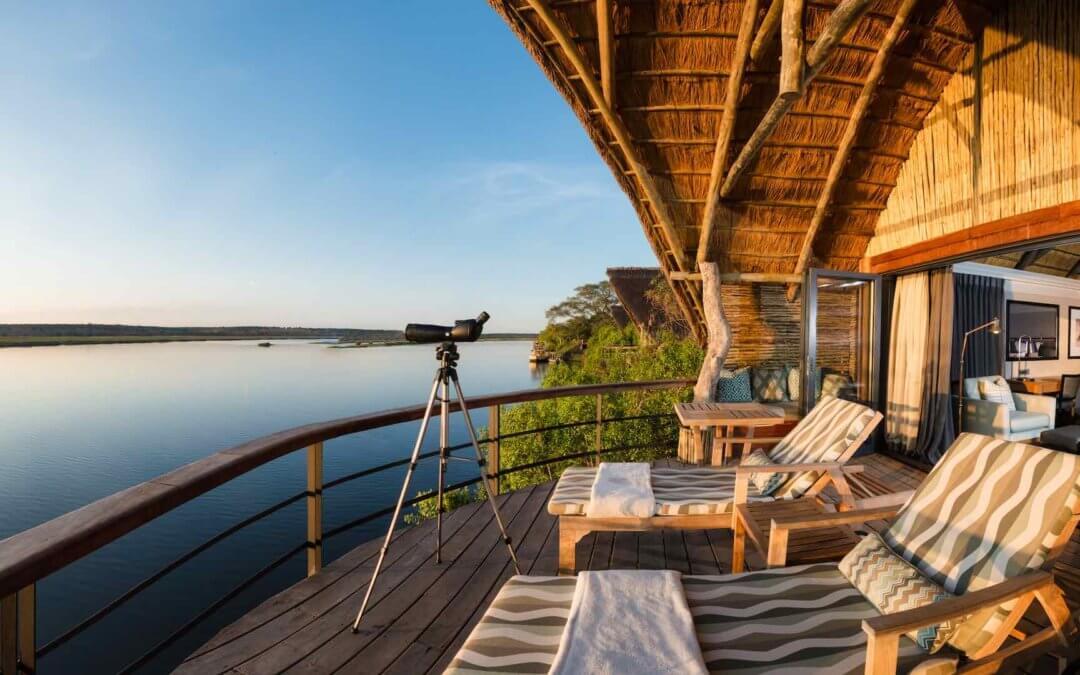 Chobe Water Villas – Einzigartige Luxus-Villen über dem Chobe River