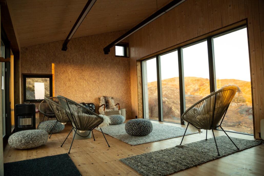 The Arctic Hideaway Gemeinschaftshaus