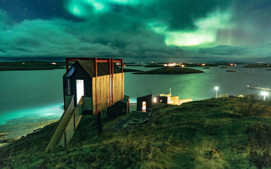 The Arctic Hideaway – Private Insel unter dem Nordlicht