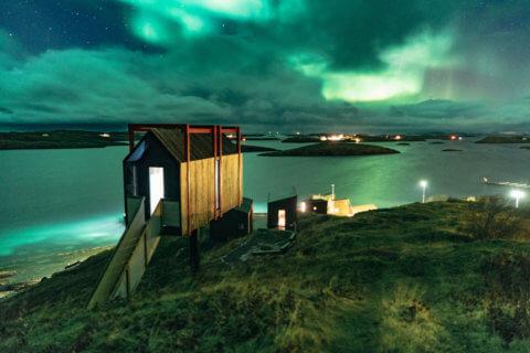 The Arctic Hideaway Norwegen (c) Martin Losvik