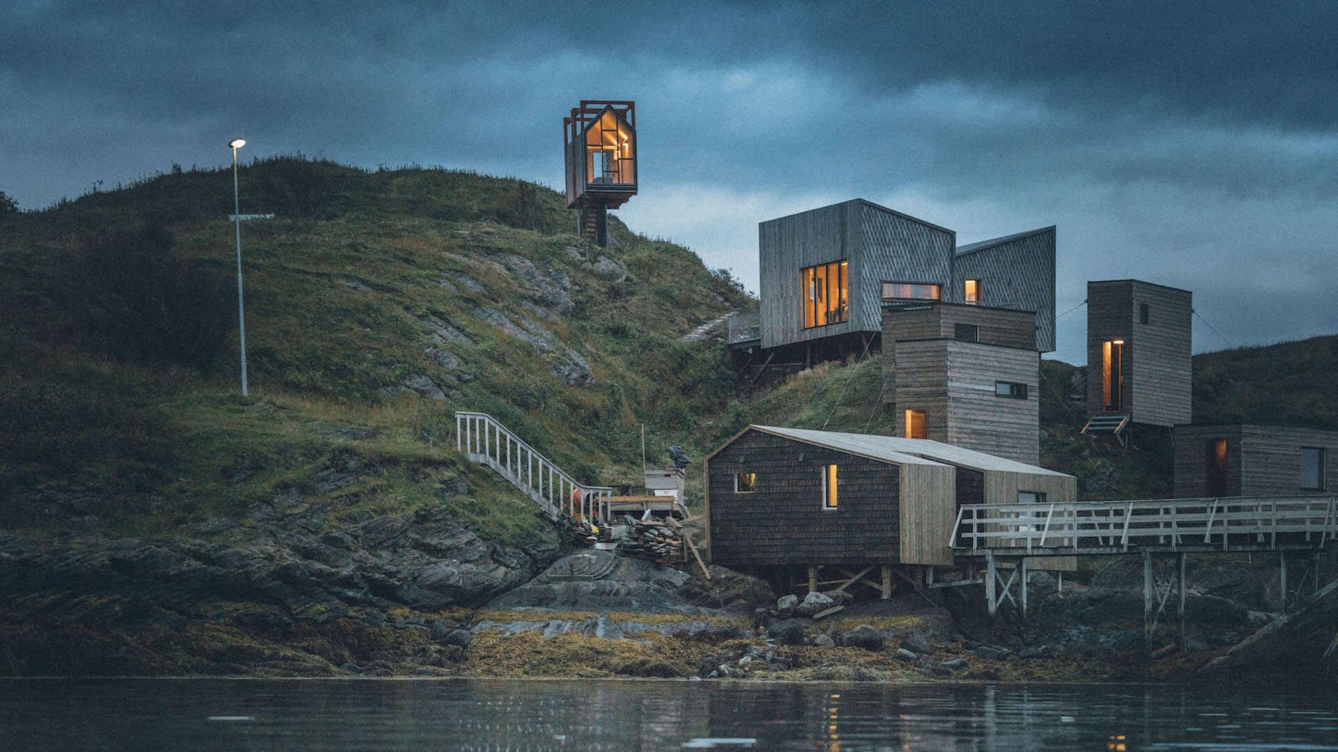 The Arctic Hideaway Norwegen