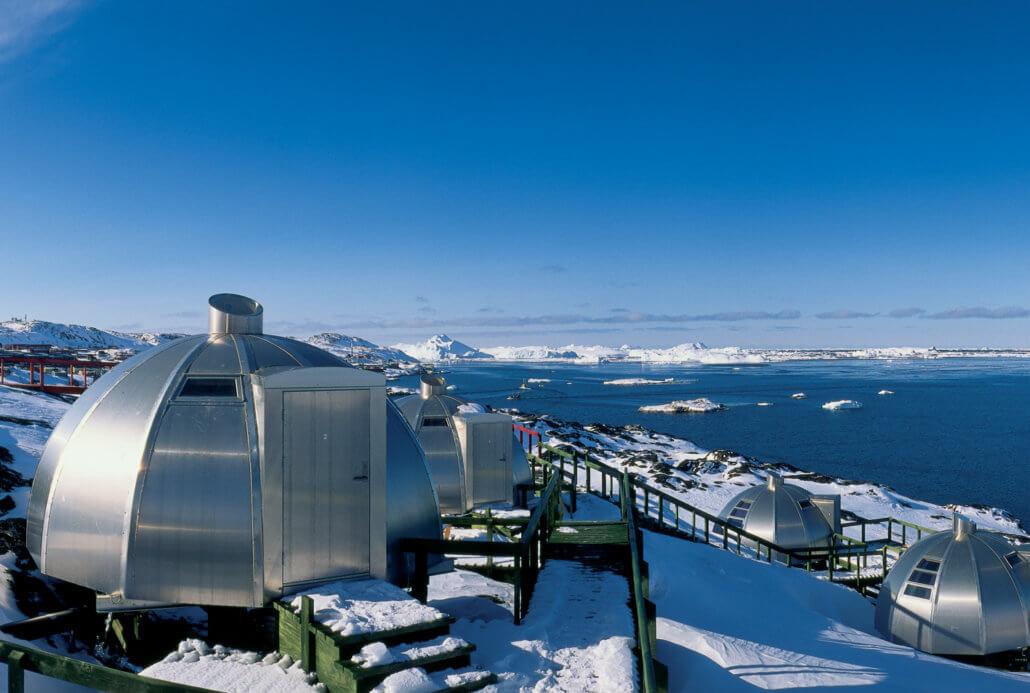 Hotel Arctic Iglos