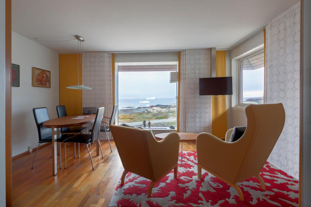 Hotel Arctic Suite