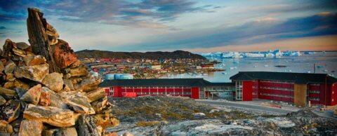 Hotel Arctic in Groenland