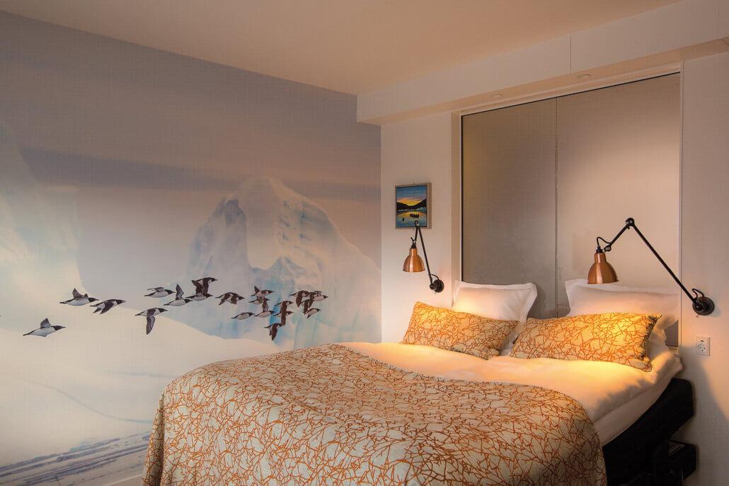 Hotel Arctic_Arctic Outdoor Zimmer