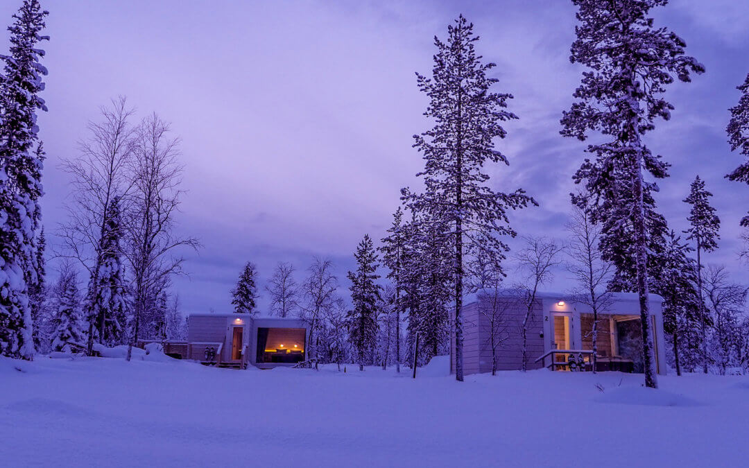 Northern Lights Ranch – The perfect artic sky is just for you