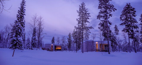 Northern Lights Ranch Finnland