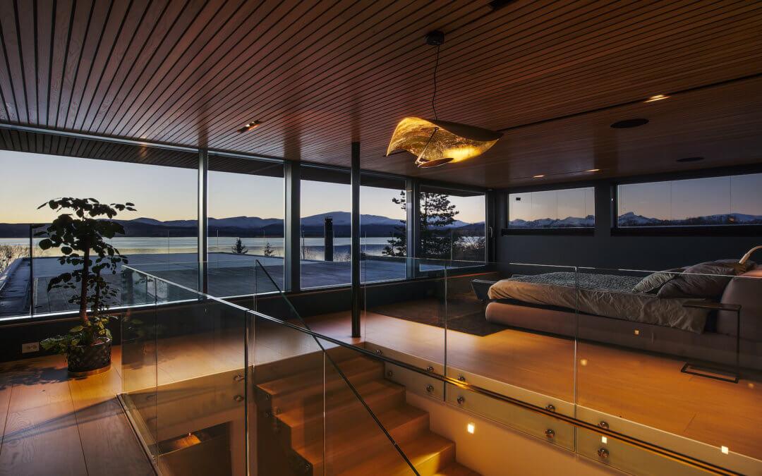 Villa Telegrafbukta – Komfortable Villa in Tromsö, Hauptstadt der Arktis