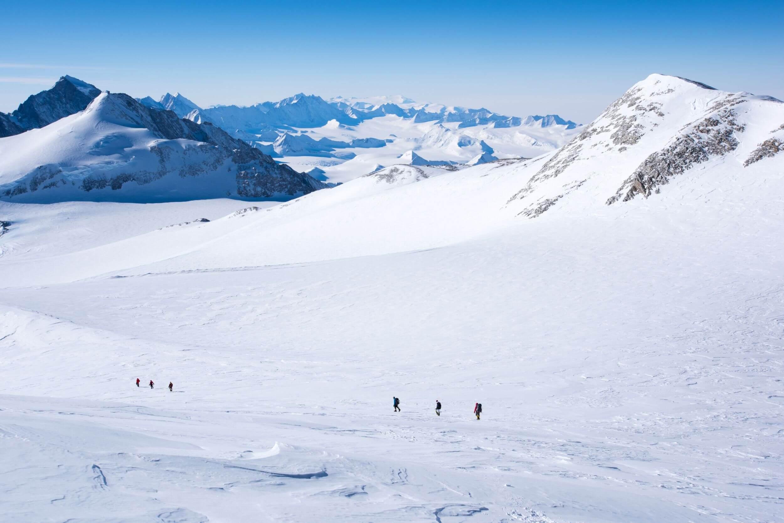 Mit Google Streetview durch die Antarktis
