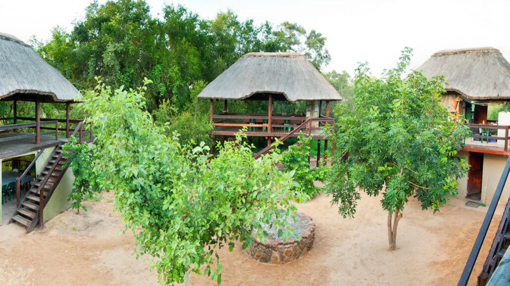 EcoTraining Camp Karongwe Suedafrika
