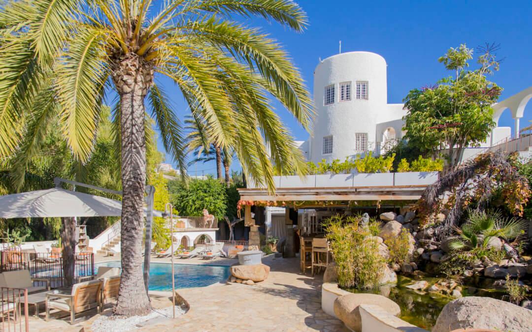 Villa Mistral by BUCCARA – Privater Pool unter Palmen und direkter Zugang zum Meer