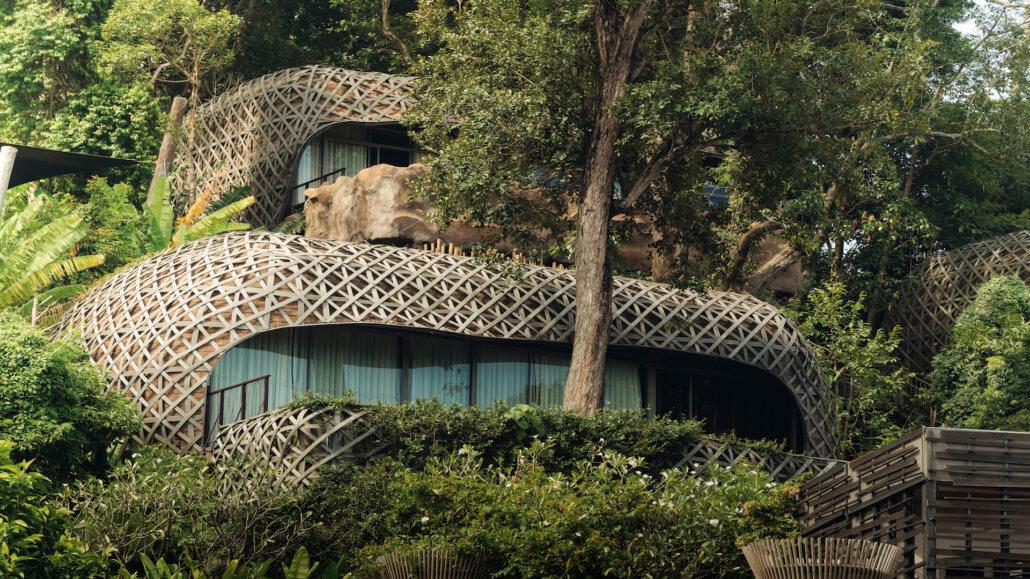 Keemala Resort, Phuket, Thailand - Bird's Nest Pool Villa