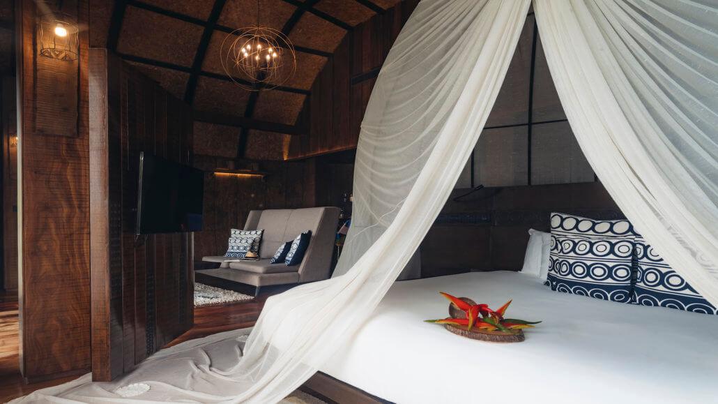 Keemala Resort, Phuket, Thailand - Bird's Nest Pool Villa - Innenraum