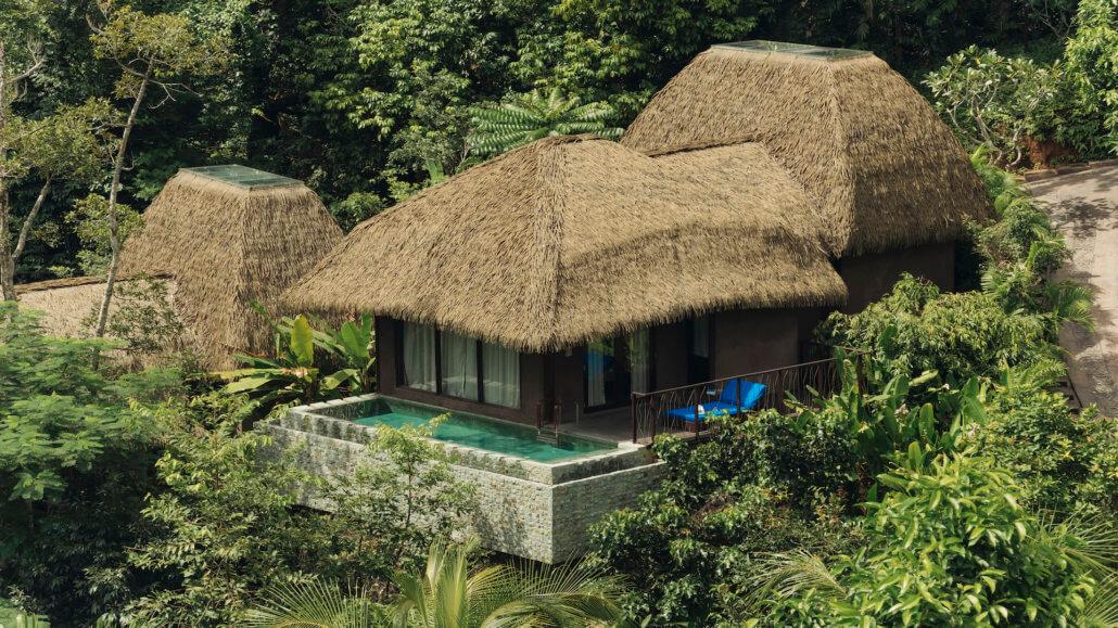 Keemala Resort, Phuket, Thailand - Clay Pool Cottages