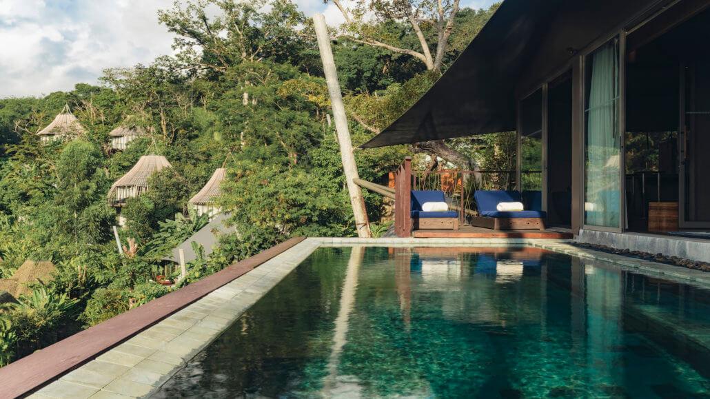 Keemala Resort, Phuket, Thailand - Tent Pool Villa - Pool
