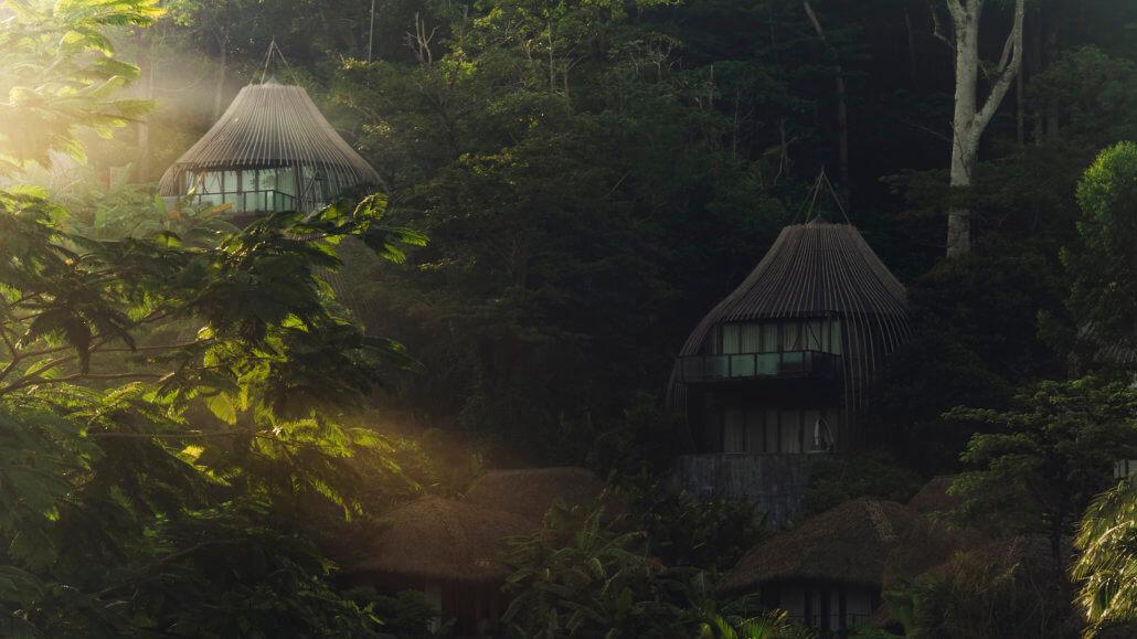 Keemala Resort, Phuket, Thailand - Tree Pool Houses